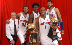"""2003-2004 Detroit Pistons: Deee-Troit Basketball"" With Nate Fridson"