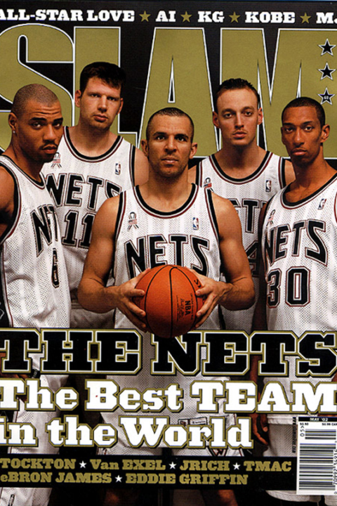"""2001-2002 New Jersey Nets: J-Kidd K-Mart R-Jeff"" With Jeffrey Paul"