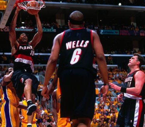 """1999-2000 Portland Trailblazers: Epic Collapse"" With Kenny Warren"