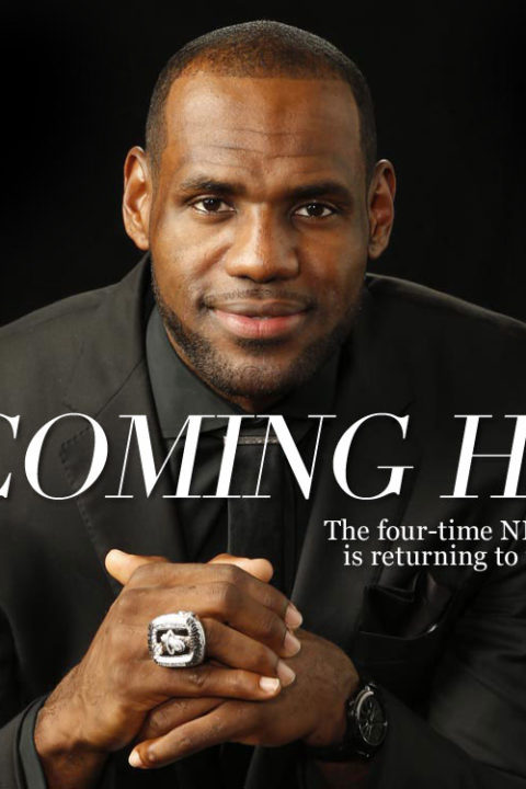 """2014-2015 Cleveland Cavaliers: LeBron Goes Home"" With Rae Sanni"