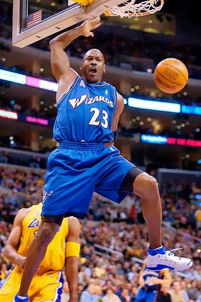 """Michael Jordan: The Washington Wizards Years"" With Petey DeAbreu"